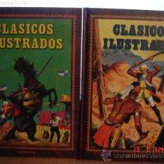 Cómics: CLASICOS ILUSTRADOS .. Lote 16080580