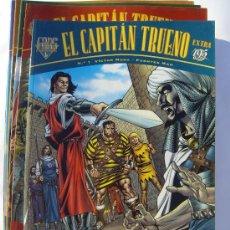 Cómics: EL CAPITAN TRUENO EXTRA. COLECCIÓN FANS. NÚMEROS: 3,4,7,11,13,14,21. PRECIO POR UNIDAD. Lote 32565934