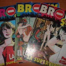 Cómics: BRONX STORY. LA SUPERVIVIENTE. PAUL GILLON. EDITORIAL NEW COMIC.. Lote 26337014