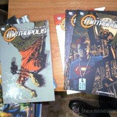 Cómics: SUPERMAN : METROPOLIS ¡ COMPLETA 6 NUMEROS ! PLANETA -DC / POSIBILIDAD DE NUMEROS SUELTOS. Lote 41466737