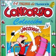 Cómics: CONDORITO DE COLECCION # 19 - PEPO - 64 PAGINAS - AÑO 1998 - HUMOR GRAFICO PARA TOSOS - ED. TELEVISA. Lote 22188457