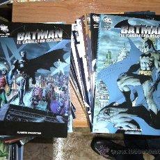 Cómics: BATMAN EL CABALLERO OSCURO _ 2º COLECCIONABLE ¡ COMPLETO 20 TOMOS ! PLANETA - DC. Lote 21241323