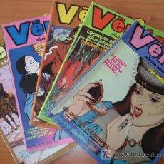 Cómics: LOTE DE 9 COMICS VERTIGO. EDICION ESPAÑOLA DE PILOTE. BILAL, MANARA, LAUZIER, GOETZINGER, ETC.. Lote 26809388