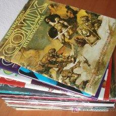 Cómics: GRAN LOTE DE 34 TEBEOS ILUSTRACION + COMIX INTERNACIONAL. EDITORIAL TOUTAIN.. Lote 26715155