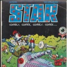 Cómics: STAR. PRODUCCIONES EDITORIALES 1974. LOTE DE 14 EJEMPLARES, ENTRE EL Nº 5 Y EL 56. Lote 16738183