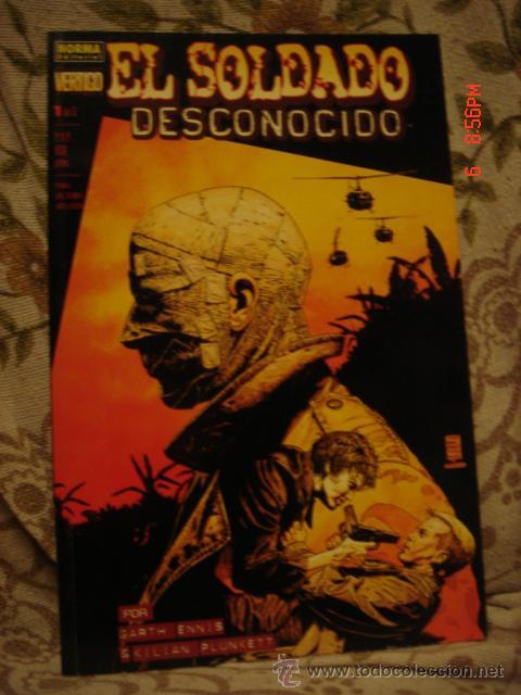 CICLO GARTH ENNIS (Tebeos y Comics - Comics Colecciones y Lotes Avanzados)