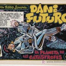 Cómics: DANI FUTURO. HITPRESS 1980. COLECCIÓN COMPLETA (12 EJ.) A FALTA DEL Nº 6. Lote 17073744