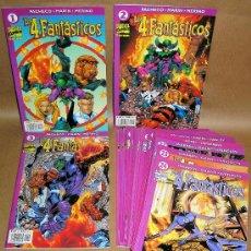 Comics: LOS 4 FANTÁSTICOS VOL 4 - PLANETA FORUM AÑO 2001 - COMPLETA 24 EJEMPLARES - COMO NUEVOS - CUATRO IV. Lote 26577996