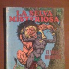 Cómics: LA SELVA MISTERIOSA Nº 5 --PRODUCCIONES EDITORIALES-- *C1. Lote 17495878