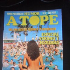 Comics: HUMOR A TOPE. Nº 37 ARX68. Lote 26269795