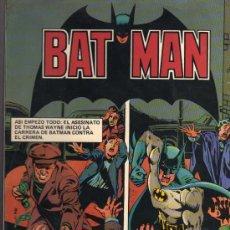 Cómics: BATMAN. Lote 17520859
