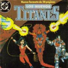 Cómics: LOS NUEVOS TITANES VOL. II (ZINCO) ORIGINALES 1990-1991 LOTE. Lote 26672610