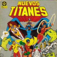 Cómics: LOS NUEVOS TITANES (ZINCO) ORIGINALES 1984-1988 LOTE CASI COMPLETA. Lote 26672602