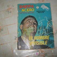 Cómics: ZARPA DE ACERO DE GRAPA FALTAN 1- 11-19-20 -21. Lote 21885605