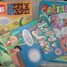 Cómics: LOTE DE 50 COMICS VARIADOS DE EDITORIAL BRUGUERA.. Lote 26424024