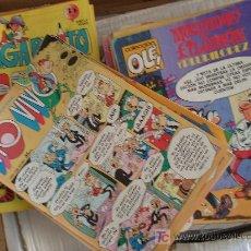 Cómics: LOTE DE 30 COMICS VARIADOS. COLECCION OLÉ Y MAS. EDITORIAL BRUGUERA.. Lote 26424025