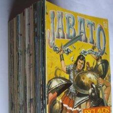 Fumetti: EL JABATO. EDICIÓN HISTÓRICA. EDICIONES B. NÚMEROS 1, 2, 6-8, 15-18, 23, 34-38, 48-57, 61, 63-74. Lote 283798728