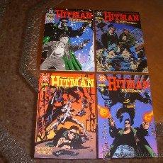 Cómics: HITMAN,FURIA EN ARKHAM ,COLECCIÓN COMPLETA 4 NÚMEROS,DC,NORMA EDITORIAL. Lote 26882292