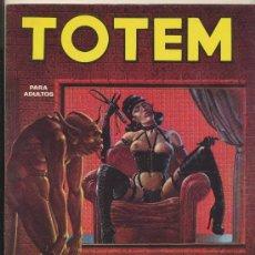 Cómics: TOTEM. LOTE DE 10 EJEMPLARES (ENTRE EL Nº 6 Y EL 37). Lote 17973490