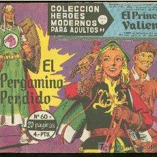 Cómics: COLECCION HEROES MODERNOS. SERIE C. EL PRINCIPE VALIENTE. Nº 60.. Lote 18049942