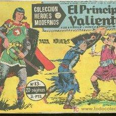 Cómics: COLECCION HEROES MODERNOS. SERIE C. EL PRINCIPE VALIENTE. Nº 13.. Lote 18050055