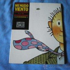 Cómics: MENUDO VIENTO - PACO MIR - ED. COMPLOT . COL. MISION IMPOSIBLE Nº 15. Lote 26068502