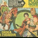 Cómics: COLECCION HEROES MODERNOS. SERIE B. FLASH GORDON. Nº 44.. Lote 148589906