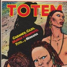 Cómics: TOTEM. LOTE DE 12 EJEMPLARES (ENTRE EL Nº 28 Y EL 49). Lote 18086504