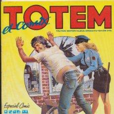 Cómics: TOTEM EL COMIX. TOUTAIN 1987. LOTE DE 11 EJEMPLARES. Lote 18086728
