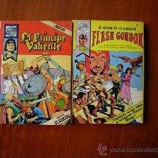 Cómics: POCKET DE ASES FLASH GORDON Y EL PRINCIPE VALIENTE. Lote 32449739
