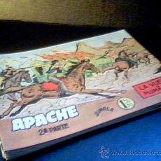 Cómics: APACHE JUNGLA. 2ª PARTE. LOTE DE 17 COMICS. EDITORIAL MAGA. COMO NUEVOS.. Lote 27571808