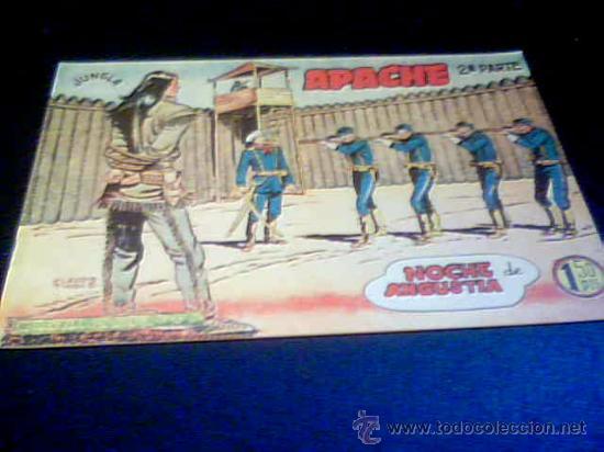 Cómics: APACHE JUNGLA. 2ª PARTE. LOTE DE 17 COMICS. EDITORIAL MAGA. COMO NUEVOS. - Foto 3 - 27571808