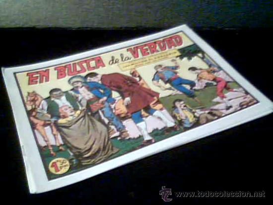 MILTON EL CORSARIO. LOTE DE 10 COMICS. EDITORIAL VALENCIANA. COMO NUEVOS. (Tebeos y Comics - Comics Colecciones y Lotes Avanzados)