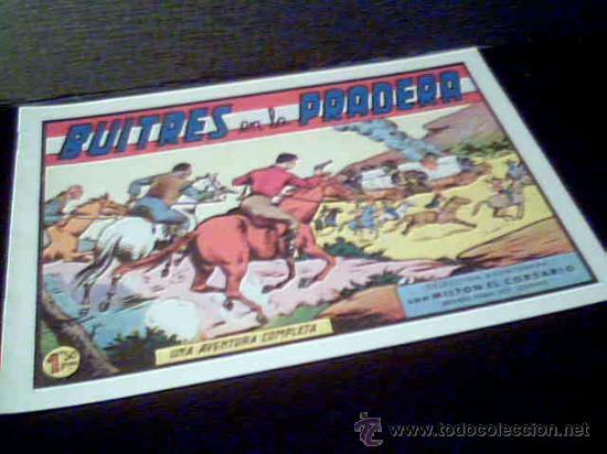 Cómics: MILTON EL CORSARIO. LOTE DE 10 COMICS. EDITORIAL VALENCIANA. COMO NUEVOS. - Foto 3 - 27615646