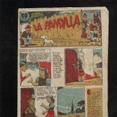 Cómics: LA PANDILLA Nº 1. Lote 21757858