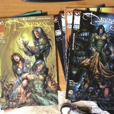 Cómics: THE DARKNESS ¡ LOTE 15 NUMEROS ! TOP COW - PLANETA. Lote 18234513