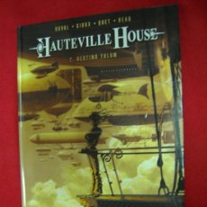 Cómics: HAUTEVILLE HOUSE 2-DESTINO TULUM-DUVAL&GIOUX%QUET&BEAU-IO EDICIONES - TAPA DURA. Lote 24625546