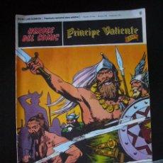 Cómics: PRINCIPE VALIENTE Nº 6 HEROES DEL COMIC. BURU LAN COMICS. 1972. C40. Lote 25709094