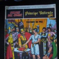 Cómics: PRINCIPE VALIENTE Nº 9 HEROES DEL COMIC. BURU LAN COMICS. 1972. C40. Lote 19895798