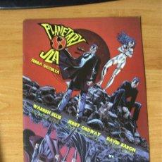 Comics : PLANETARY / JLA : TERRA OCULTA ¡ ONE SHOT 48 PAGINAS ! WARREN ELLIS - WORLD COMICS. Lote 168425988