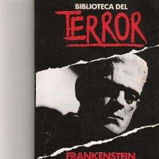 Cómics: FRANKENSTEIN - BIBLIOTECA DEL TERROR. Lote 18575522
