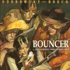 Cómics: BOUNCER TOMOS 1 Y 2 NORMA EDITORIAL NUEVOS. Lote 27420980