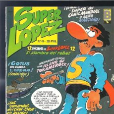 Cómics: SUPER LOPEZ 43. Lote 30024463