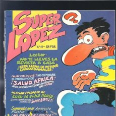 Cómics: SUPER LOPEZ 49. Lote 30024466