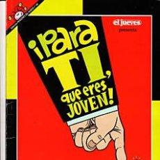 Cómics: CÓMIC PENDONES DEL HUMOR Nº 148 ED.EL JUEVES 1ª EDICIÓN. Lote 27642704
