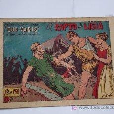 Comics : QUO VADIS Nº 5 ORIGINAL. Lote 181502616