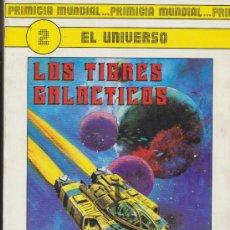 Cómics: EL UNIVERSO Nº 2 ''LOS TIGRES GALÁCTICOS''. Lote 19066246