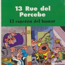 Cómics: 13 RUE DEL PERCEBE. EL CASERÓN DEL HUMOR.. Lote 19107132
