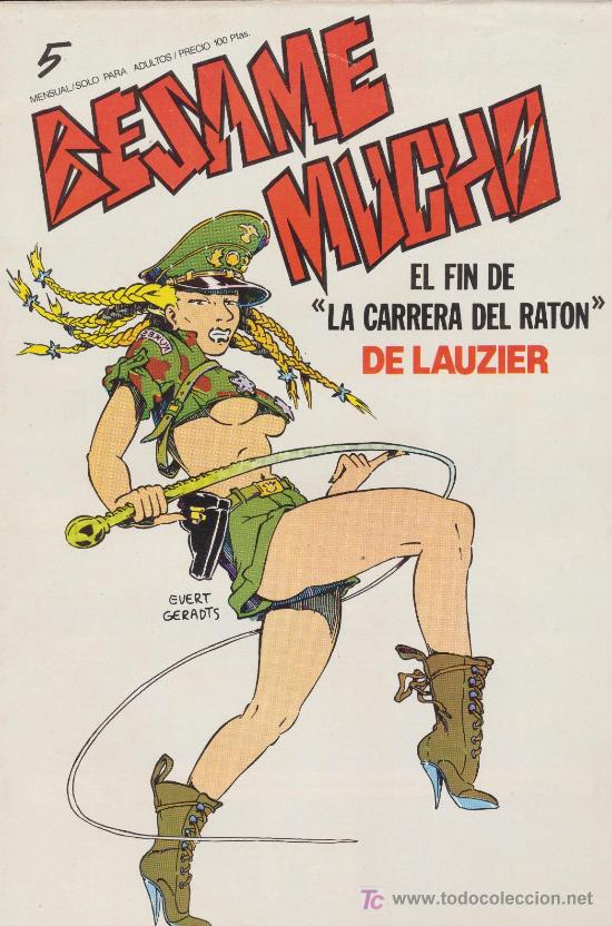 BESAME MUCHO. LOTE DE 14 EJEMPLARES (DEL Nº 3 AL 16) (Tebeos y Comics - Comics Colecciones y Lotes Avanzados)
