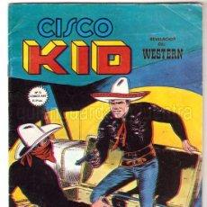 Cómics: CISCO KID. REVELACIÓN DEL WESTERN, Nº 13 DE COMICS ART. EDICIONES VÉRTICE 1980. Lote 21573683
